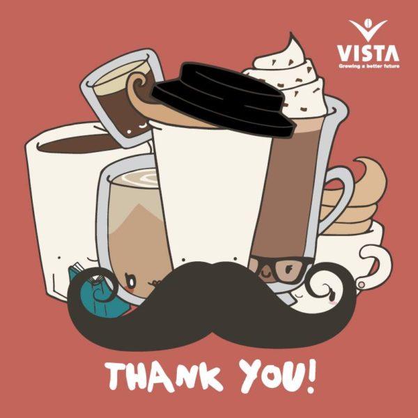 Kohvioad VISTA Cafe Creme 1000g 5