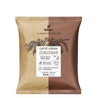Kohvioad TCHIBO Caffé Crèma Classique No6  500g