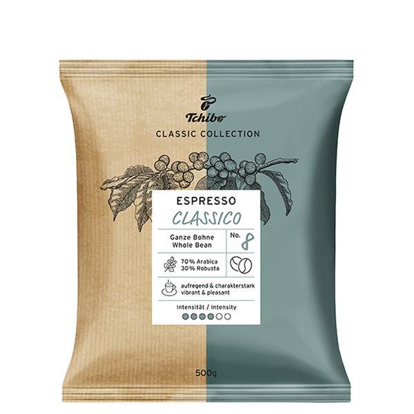 Kohvioad Tchibo Espresso Classico No 8