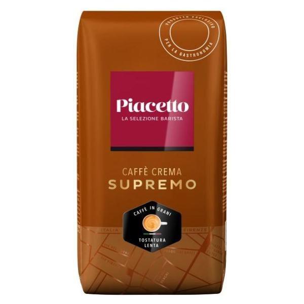 Kohvioad PIACETTO SUPREMO Caffè Crema 1000g 1