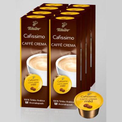 Kohvikapslid Caffe Crema FINE AROMA 80tk