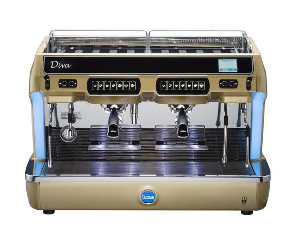 Espressomasin CARIMALI Diva 2