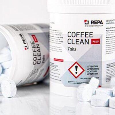 Kohvimasina pesutabletid REPA  60 x 2.5g