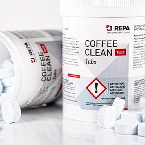 Kohvimaisna puhastustabletid REPA 60tk x 2.5g