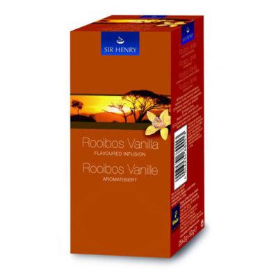 SIR HENRY taimetee Rooibos Vanilla 25pk