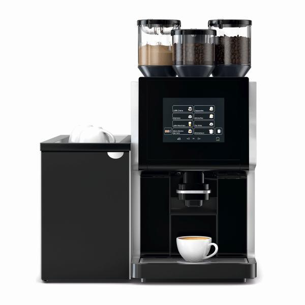 Parim espressomasin külmikuga