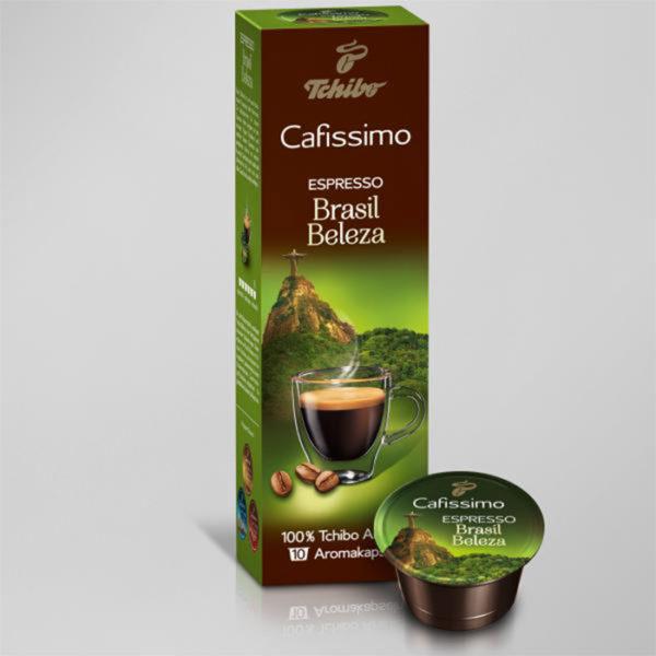 Kohvikapslid Espresso BRASIL BELEZA