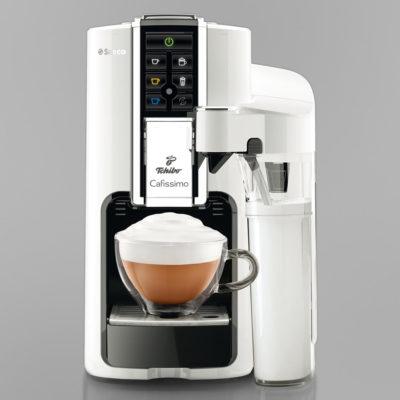 Kapselkohvimasin TCHIBO Cafissimo Latte BIANCO