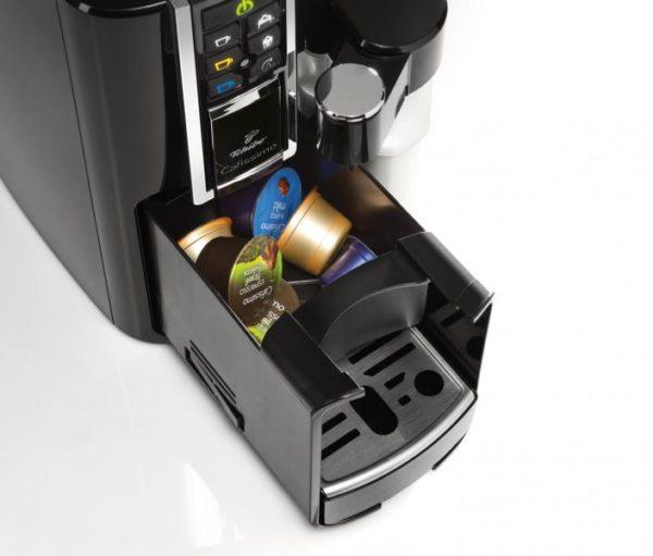 Cafissimo LATTE Nero + 60 kohvikapslit