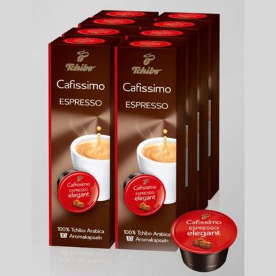 Kohvikapslid Espresso ELEGANT AROMA 80tk