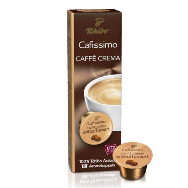 Kohvikapslid Caffe Crema Decaffeinated kofeiinivaba