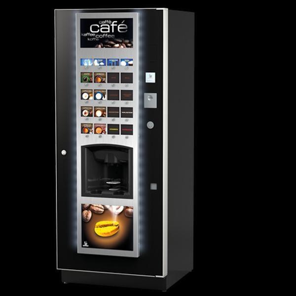 JG Vending kuumajoogiautomaat GTG 2