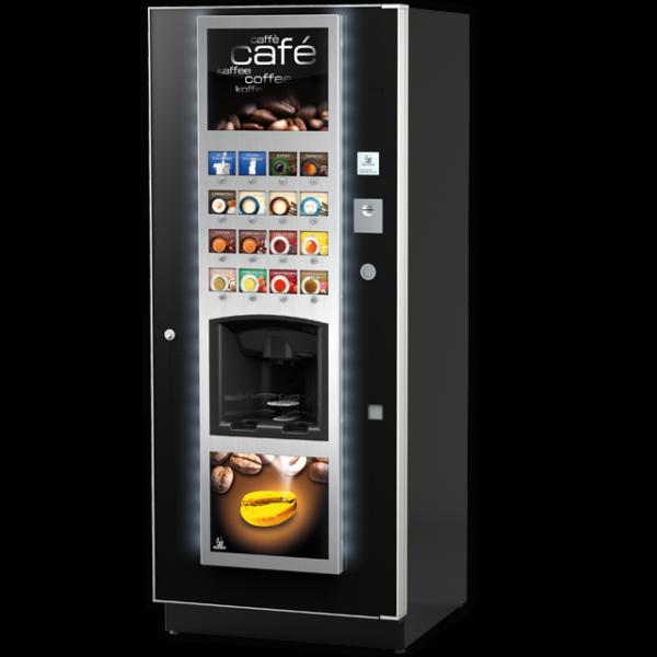 JG Vending kuumajoogiautomaat GTG 3
