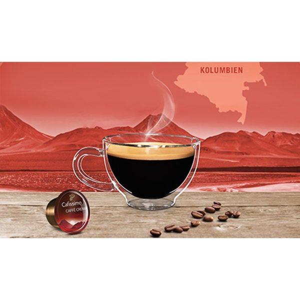 Kohvikapslid TCHIBO Cafissimo Caffe Crema COLOMBIA 96tk 2