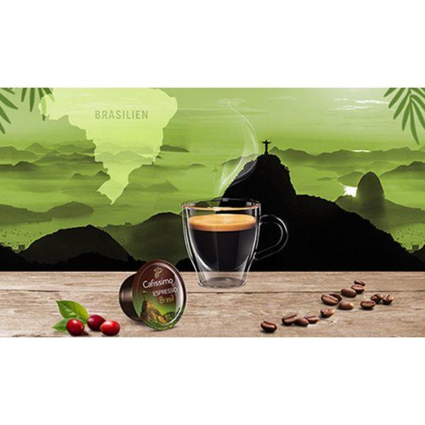 Kohvikapslid Cafissimo Espresso BRASIL 96tk 2