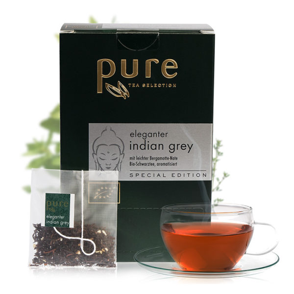 """PURE Special Edition """"Indian Grey"""" 25x2g"""