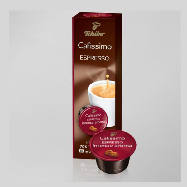 Kohvikapslid Espresso INTENSE AROMA 10tk