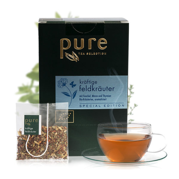 """PURE Special Edition """"Fild Herbs"""" 25 x 2.5g"""
