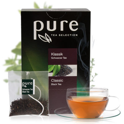 PURE must tee Classic 25pk