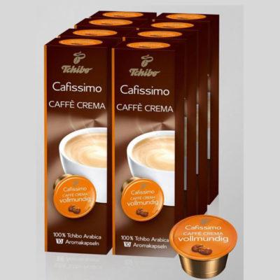 Kohvikapslid Caffe Crema RICH AROMA 80tk