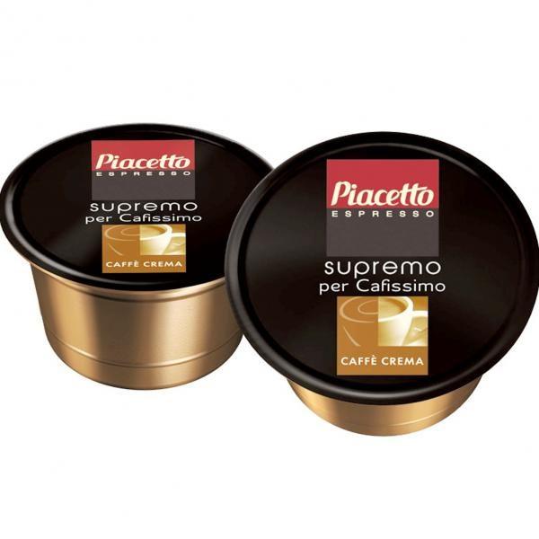 Kohvikapslid PIACETTO Supremo Caffe Creme