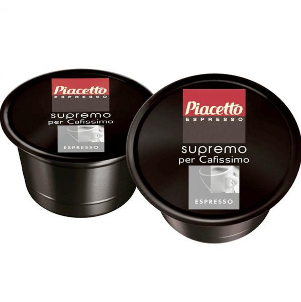 Kohvikapslid PIACETTO Supremo Espresso