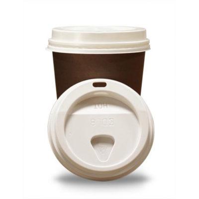 Kaas 250ml kohvitopsile 80mm 100tk