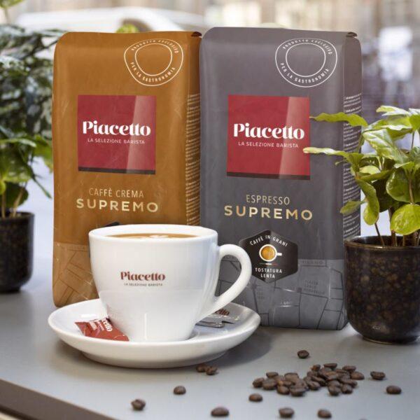 PIACETTO kohvitass ja kohvioad