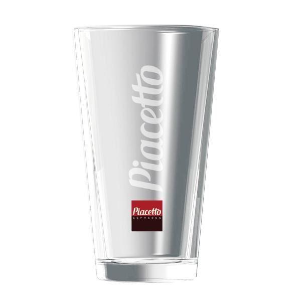 PIACETTO cafe latte klaas 400ml 1