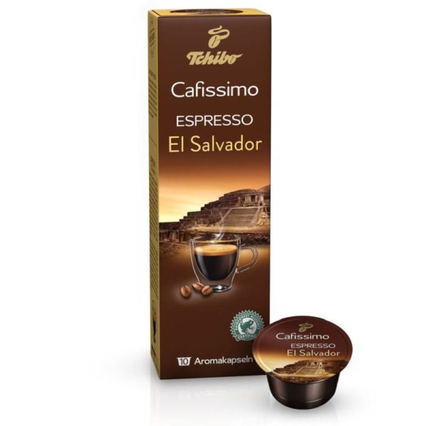 Kohvikapslid Espresso EL SALVADOR 1