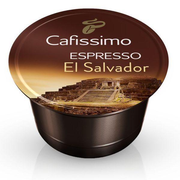 Kohvikapslid Espresso EL SALVADOR 2
