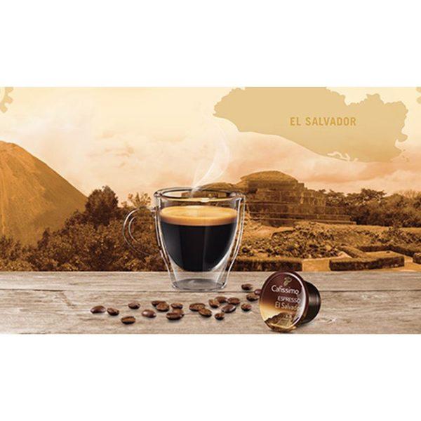 Kohvikapslid Espresso EL SALVADOR 3