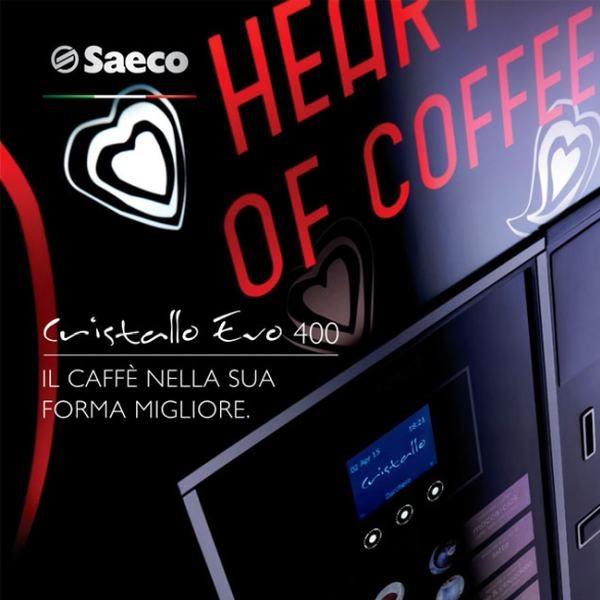 Kohviautomaat SAECO Cristallo EVO 600 3