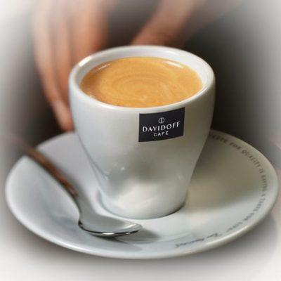 DVIDOFF espressotass alustaldrikuga 50ml