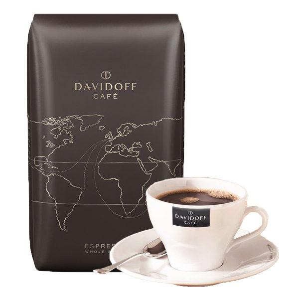 Kohvioad DAVIDOFF Café Espresso Fine Aroma 500g 1