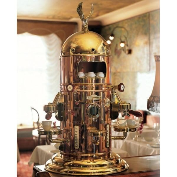 Espressomasin ELEKTRA Belle Epoque 6