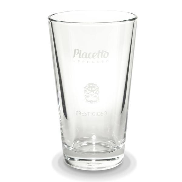 PIACETTO PRESTIGIOSO cafe latte klaas 400ml 1