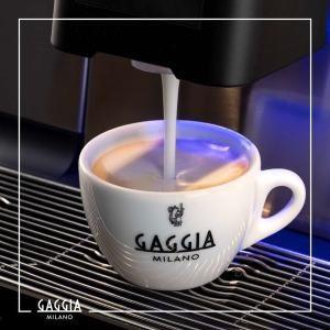 Automaatne espressomasin Gaggia Milano logo