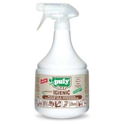 Kohvimasina ÖKOLOOGILINE puhastusaine PULY Bar Igienic 1L