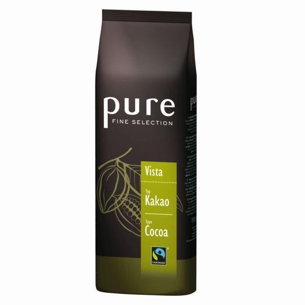 Kakaojoogi pulber PURE VISTA FAIRTRADE  1000g 1