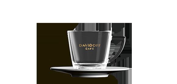 DAVIDOFF espresso klaas alustaldrikuga 85ml 1