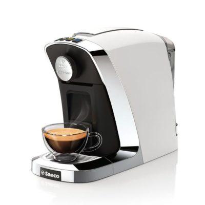 Kapselkohvimasin TCHIBO Cafissimo Tuttocaffe Bianco