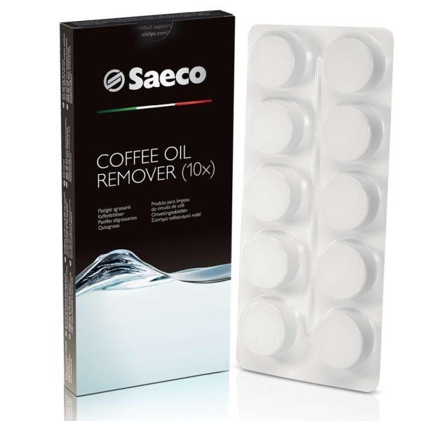 SAECO kohvimasina puhastutabletid  10tk 2