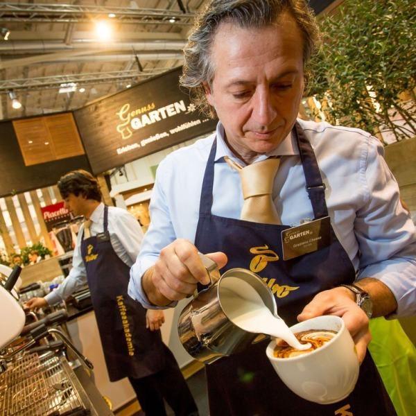 Kohvioad TCHIBO Caffe Crema Professional 1000g 3