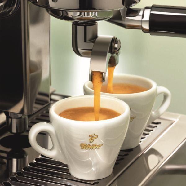 Kohvioad TCHIBO VERDE Cafe Creme 1000g 1