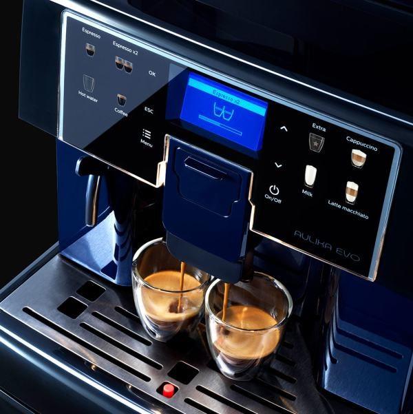 Kohvimasin SAECO Aulika EVO RI 2