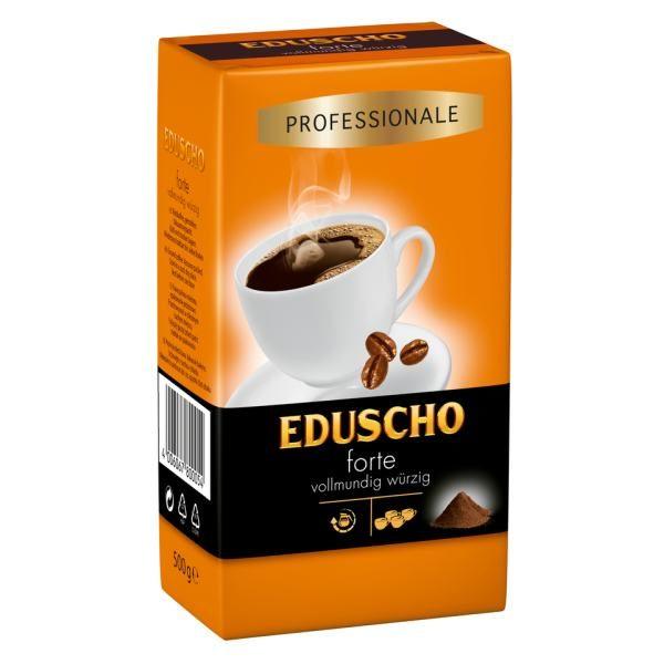 Filtrikohv EDUSCHO Forte Professionale 500g 1