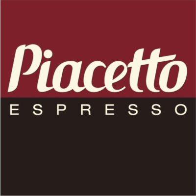 PIACETTO akrüülkaasist logo