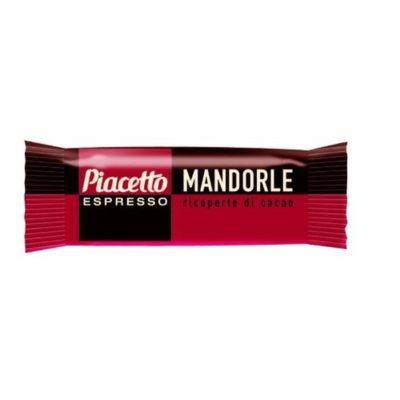 PIACETTO mandel šokolaadis 400tk