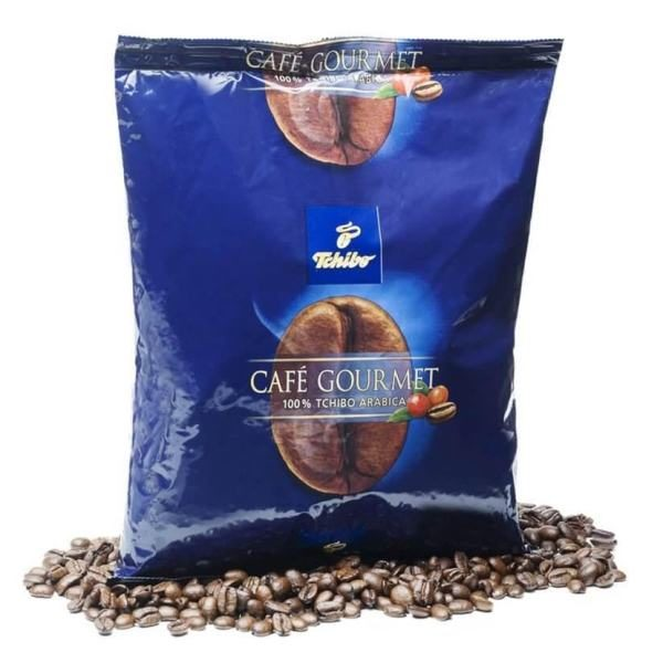 Kohvioad TCHIBO Café Gourmet * kofeiinivaba  500g 1